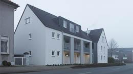 Neubau Apartmenthaus