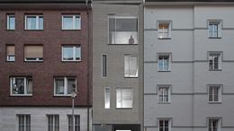 Haus auf 5 Ebenen