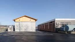 Neubau Streuguthalle #2