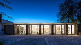 Revitalisierung Garagengebäude