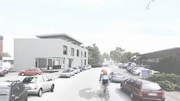 Neubau Bürogebäude #2